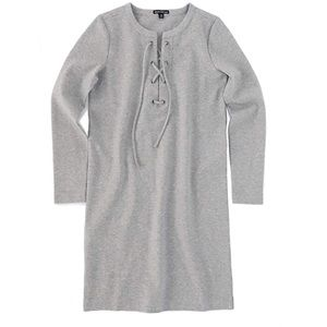 J. CREW | Mercantile Tunic Sweatshirt Dress